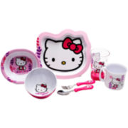 Zak Designs® Hello Kitty Kids' Dinnerware Collection