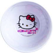 Zak Designs® Hello Kitty Kids' 11-oz. Two-Tone Round Bowls