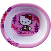 Zak Designs® Hello Kitty Kids' 2-pc. 9-oz. Oval Bowl Set