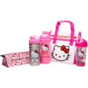 Zak Designs® Hello Kitty Lunch/Snack Collection
