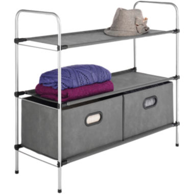 jcpenney.com | Sophisticate 3-Tier Shelf + Drawers