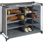 Sophisticate 12-Section Closet Cabinet