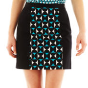 Worthington® Side-Zip Mini Skirt