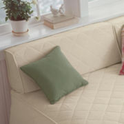 jcp home™ Cotton Classics Quilted Wedge Bolster Covers