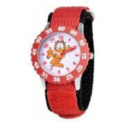 Garfield™ Kids Easy-Read Character Fast Strap Watch