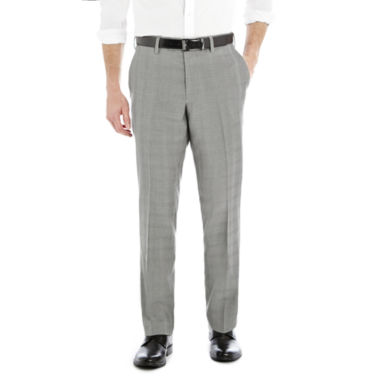 jcpenney.com | Stafford® Travel Year-Round Flat-Front Pants