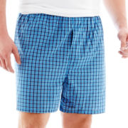 The Foundry Supply Co. 2-pk. Woven Boxers-Big & Tall