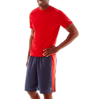 jcpenney.com | Champion® Powertrain Heathered Tee or Crossover Shorts