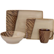 Sango Safari 16-pc. Dinnerware Set