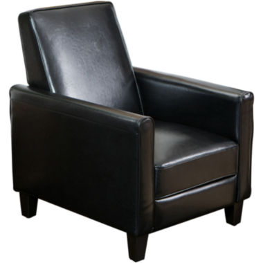 jcpenney.com | Darvis Bonded Leather Reclining Club Chair