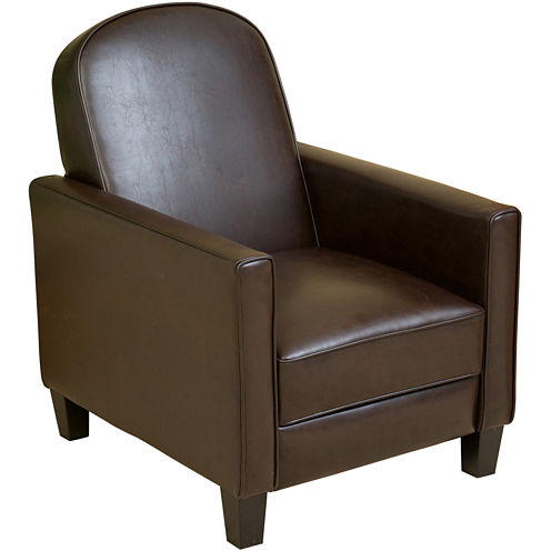 Dylan Bonded Leather Recliner