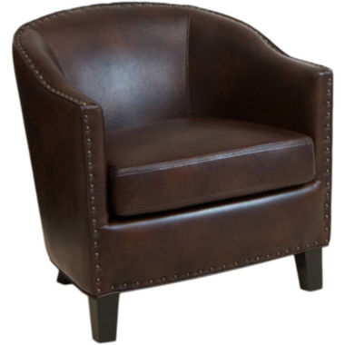 jcpenney.com | Austin Bonded Leather Club Chair
