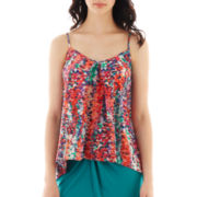Bisou Bisou® Draped Cami