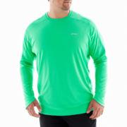 Asics® Long–Sleeve Protex Top–Big & Tall
