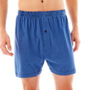 Stafford® Knit Cotton Boxers