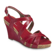 A2 by Aerosoles® Candyplush Wedge Sandals