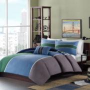 Curtis Colorblock Comforter Set