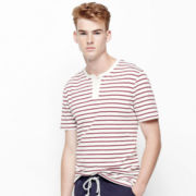 Arizona Striped Henley