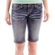 Ariya™ Curvy Bermuda Jean Shorts
