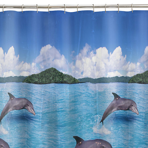 Maytex Splash PEVA Shower Curtain