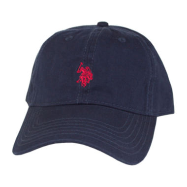jcpenney.com | U.S. Polo Assn.® Washed Twill Baseball Cap