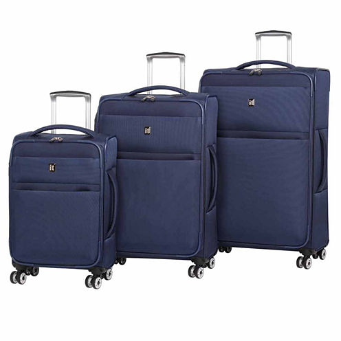 IT Luggage Excel Lite 8 Wheel 3-Pc Luggage Set