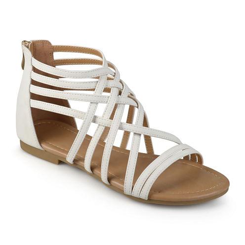 Journee Collection Hanni Womens Gladiator Sandals