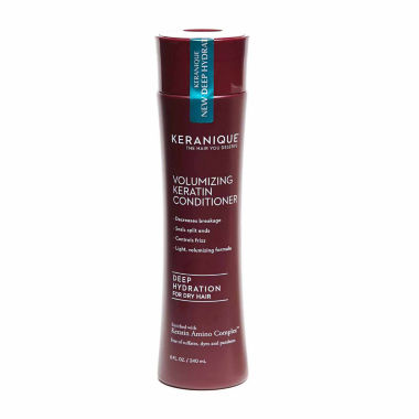 jcpenney.com | Keranique Volumizing Keratin Conditioner Deep Hydration for Dry Hair