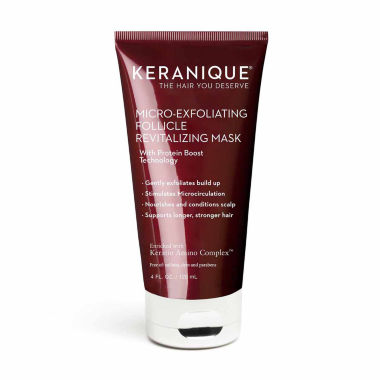 jcpenney.com | Keranique Micro-Exfoliating Follicle Revitalizing Mask