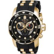 Invicta® Mens Diver Scuba Chronograph Watch