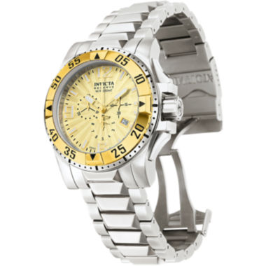 jcpenney.com | Invicta® Reserve Excursion Mens Two-Tone Round Watch