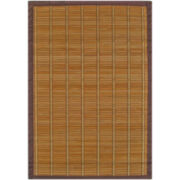 Pearl River Bamboo Rectangular Rugs