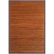 Contemporary Bamboo Rectangular Rugs
