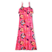 Total Girl® Sleeveless Maxi Dress - Girls 6-16 and Plus