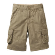Carter's® Solid Ripstop Cargo Shorts - Boys 5-7