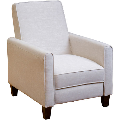 Darvis Fabric Reclining Club Chair