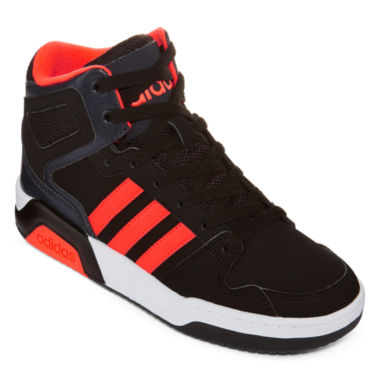 jcpenney.com | adidas® BB9TIS Boys High-Top Basketball Shoes - Big Kids