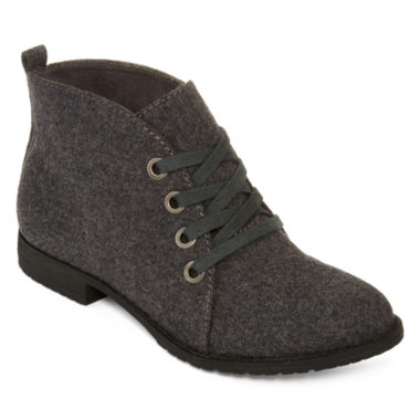 jcpenney.com | Guppy Love® Tinder Lace-Up Ankle Boots
