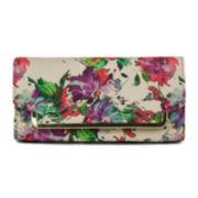 Mundi® File Master Floral Splatter Wallet