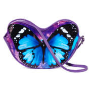 Butterfly Crossbody Bag - Girls