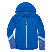 Xersion™ Performance Zip Hoodie - Girls 7-16 and Plus