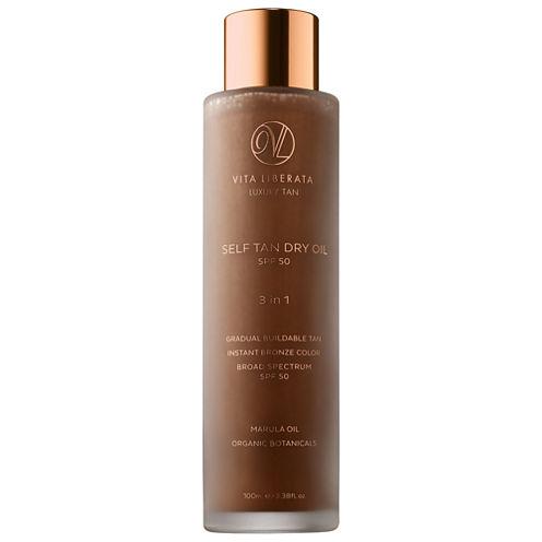 Vita Liberata Self Tan Dry Oil SPF 50