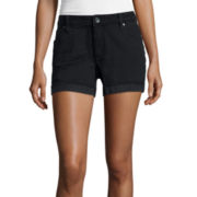 a.n.a®  Cut-Off Denim Shorts