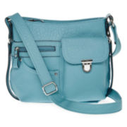 Rosetti® Triple Play Rudy Mini Crossbody Bag