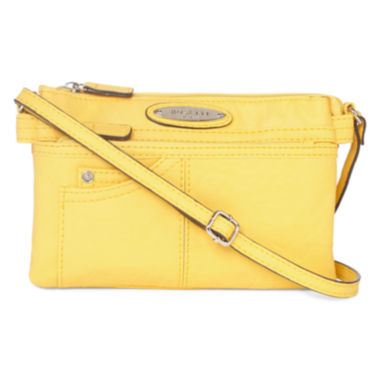 jcpenney.com | Rosetti® Cash & Carry Mini Pockets Crossbody Bag