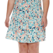Decree® Skater Skirt - Juniors Plus