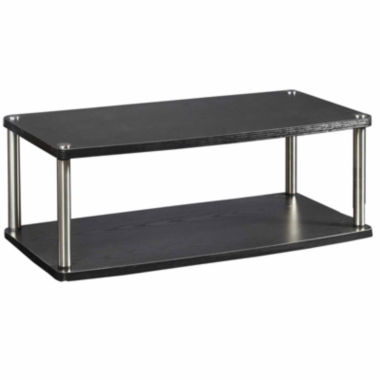 jcpenney.com | Turner Two-Tier Swivel TV Stand