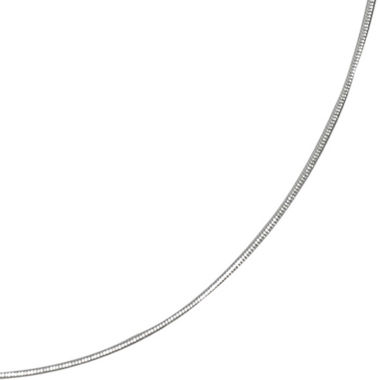 "jcpenney.com | 16-24"" Silver-Plated Round Magic Chain"