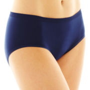 Vanity Fair® Tailored Seamless Hipster Panties- 18210