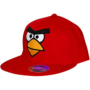 Red Angry Birds Hat